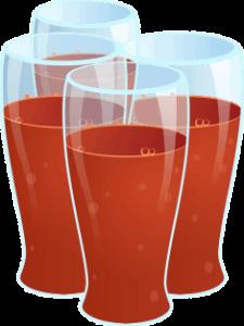 Полезен ли томатный сок при похудении