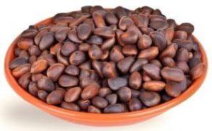 Кедровые орехи на диете