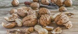 Когда лучше есть грецкие орехи, утром или вечером