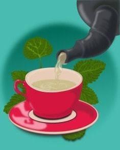 Зелёный чай, польза и вред для мужчин при гипертонии
