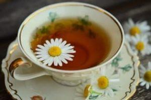 Ромашковый чай, польза и вред для женщин